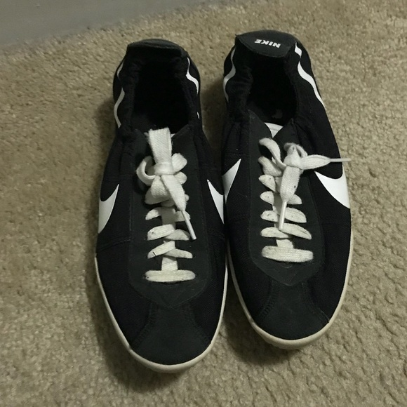 Black Nike Low Tenkay And White 8 Size X8Pk0nwO